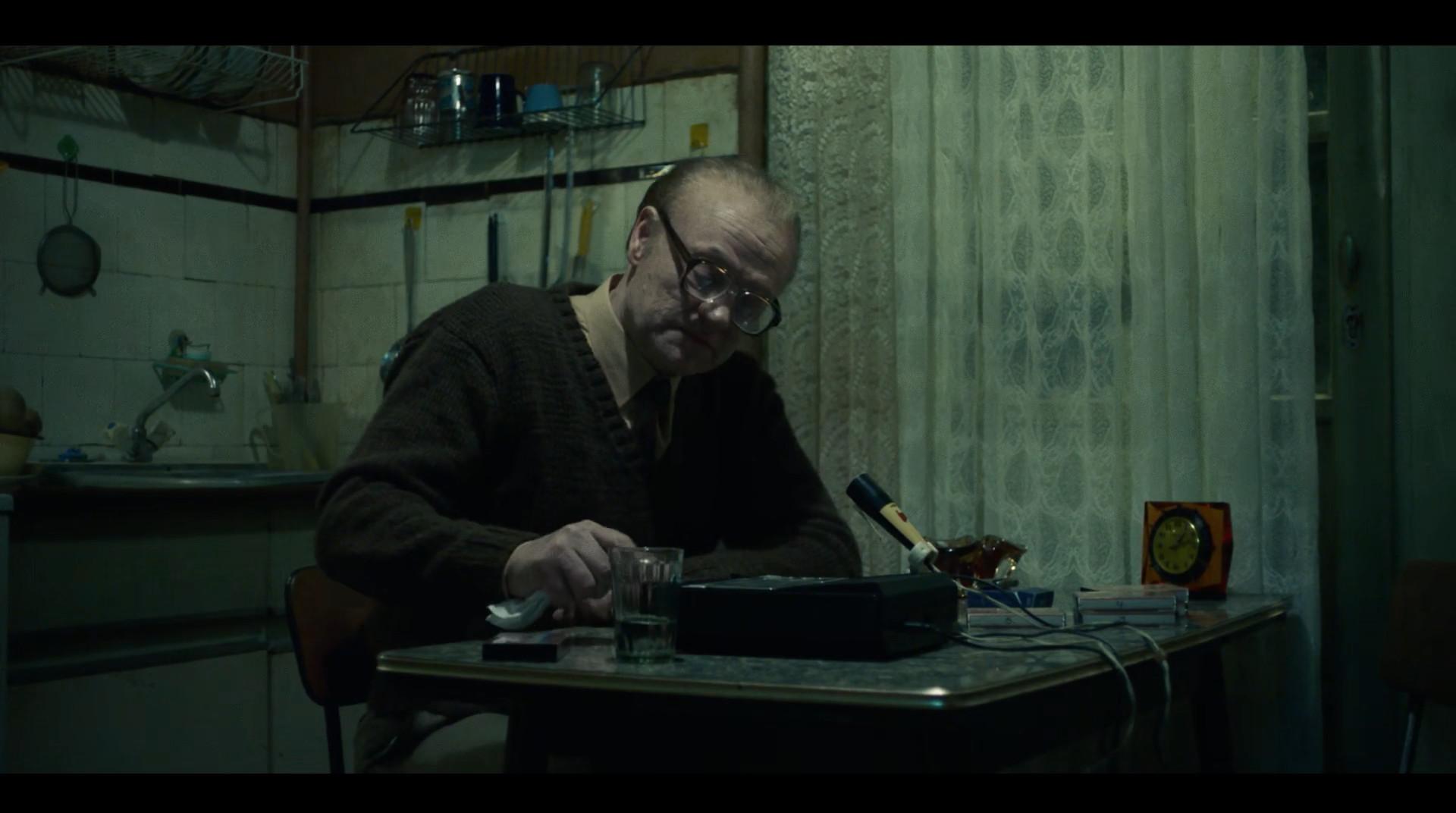 录音的列加索夫